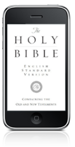 bible app on cell phone