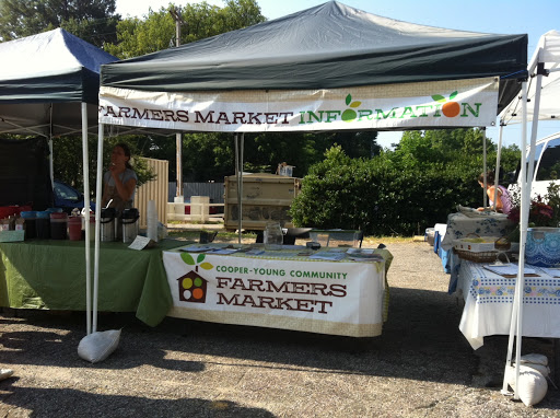Food access farmers markets and food stamps new program begins in three memphis communities - Food booth ideas ...