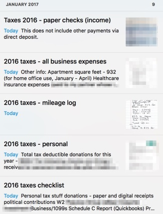 evernote-taxes